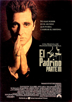 el padrino 3