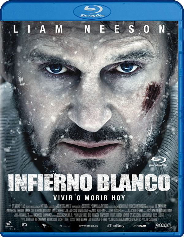 Infierno blanco Blu-Ray