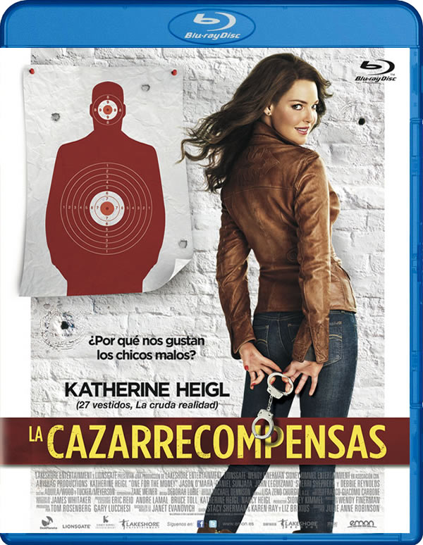 La cazarrecompensas Blu-Ray
