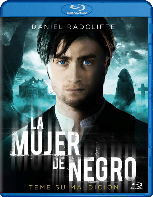La mujer de negro Blu-Ray