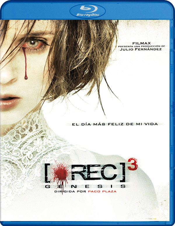 REC 3: Gnesis Blu-Ray