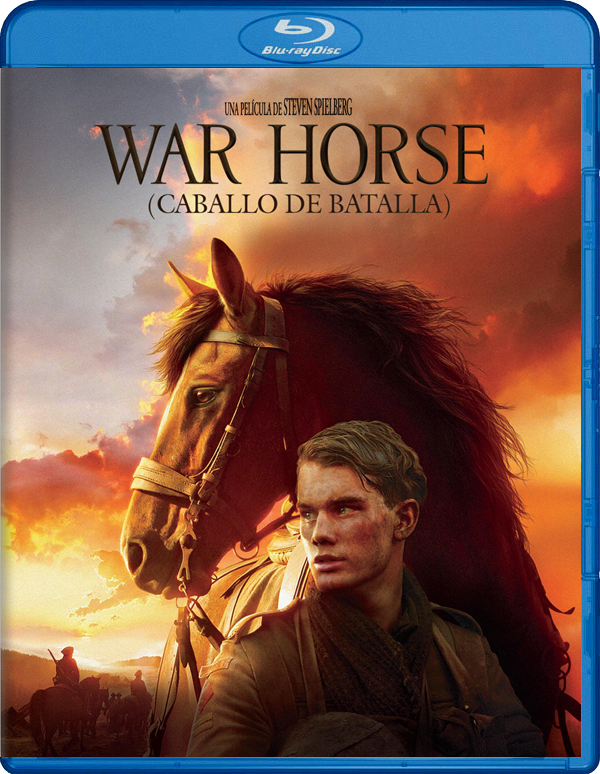 War Horse (Caballo de batalla) Blu-Ray